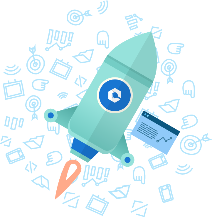 SEO link pyramid service rocket