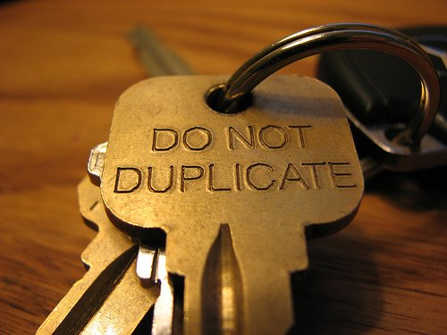 duplicate content - Onsite SEO mistake