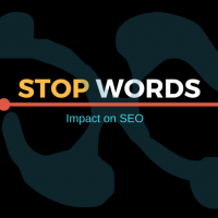 google stop words seo