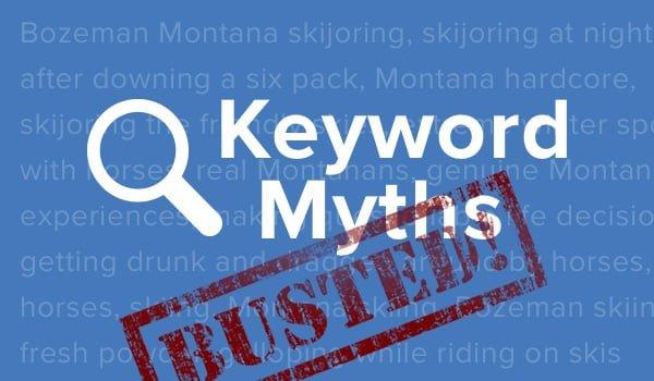 keyword myths