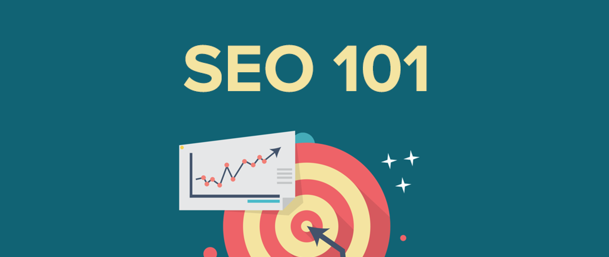 SEO 101: 4 SEO common terms for beginners